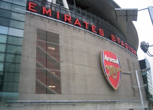 Arsenal FC - Emirates Stadium