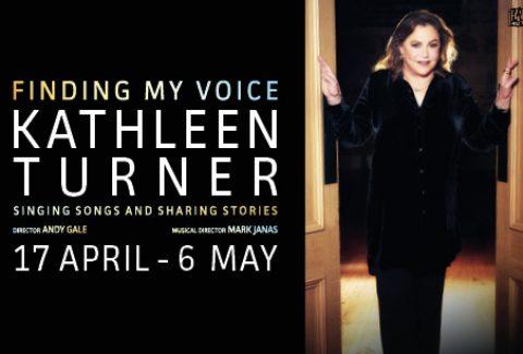Kathleen Turner: Finding My Voice