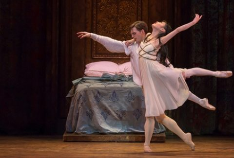 Birmingham Royal Ballet: Romeo & Juliet